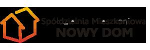 Spółdzielnia Mieszkaniowa Nowy Dom Logo